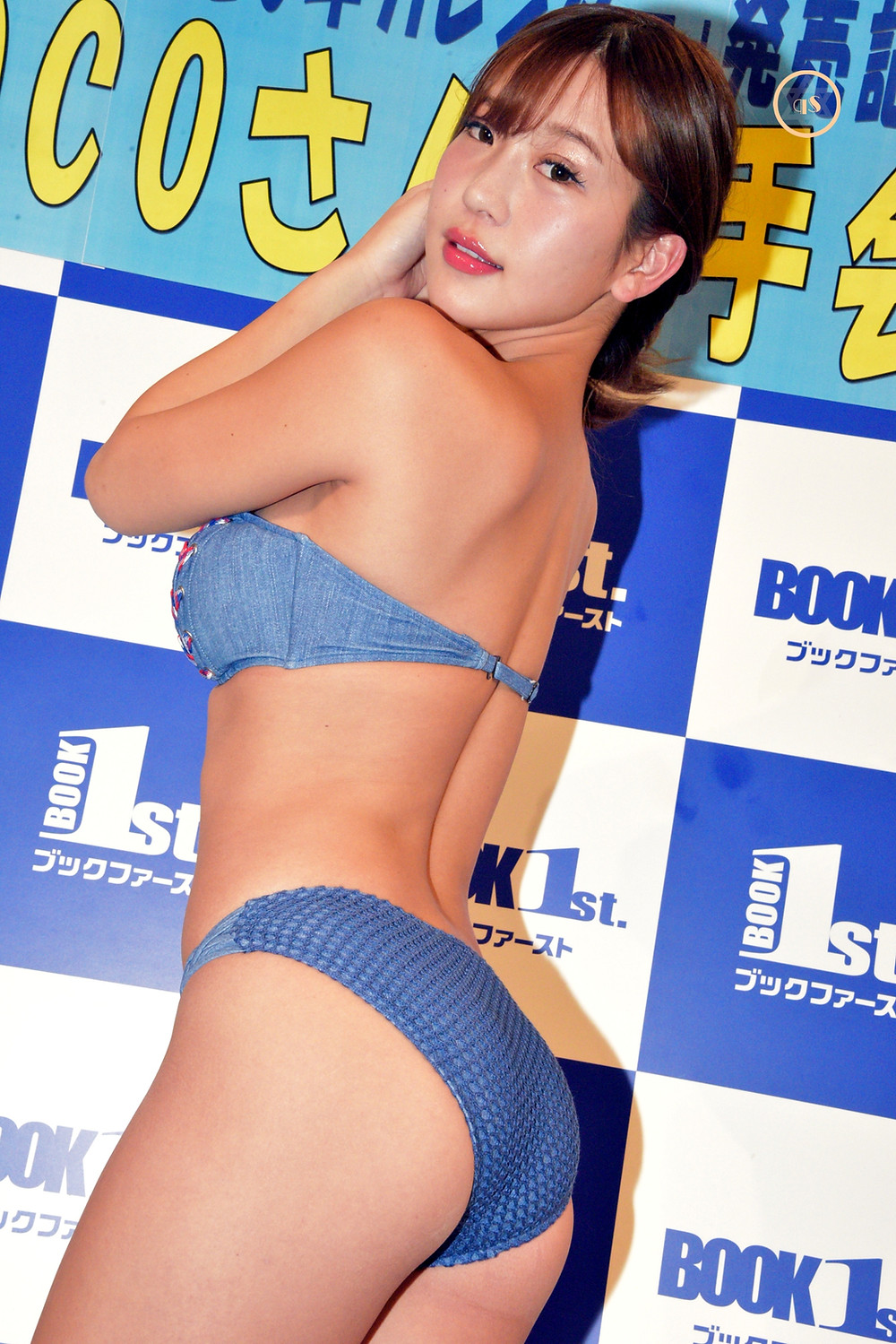 COCO(巨乳美尻グラドル)2020年カレンダー (7)
