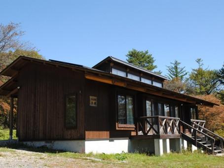 八ヶ岳・清里高原で春のコーテージ貸切プラン、1人でも可