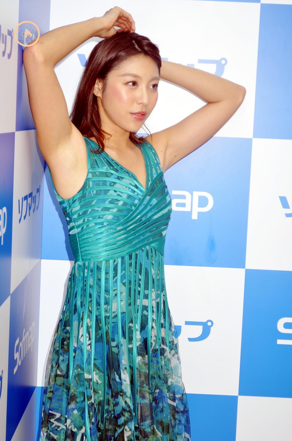 池田ゆり『Sexy Body/竹書房』DVD発売記念イベント