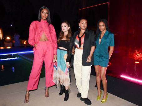 H&Mが2020春夏STUDIOコレクションをビバリー・ヒルズで発表