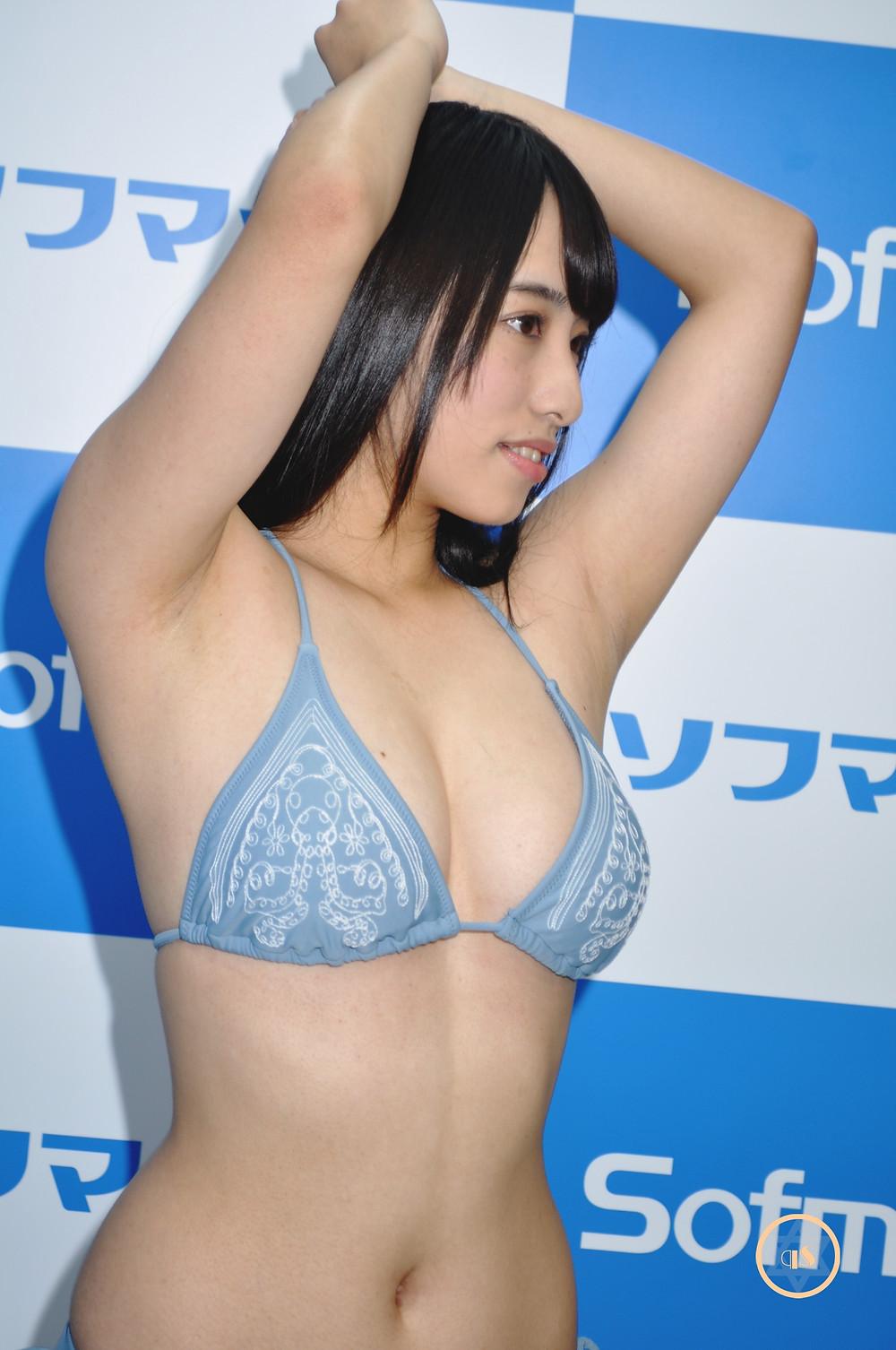 巨乳グラビアアイドル高梨瑞樹『ミルキー・グラマー/竹書房』DVD・BD発売記念イベント (6)