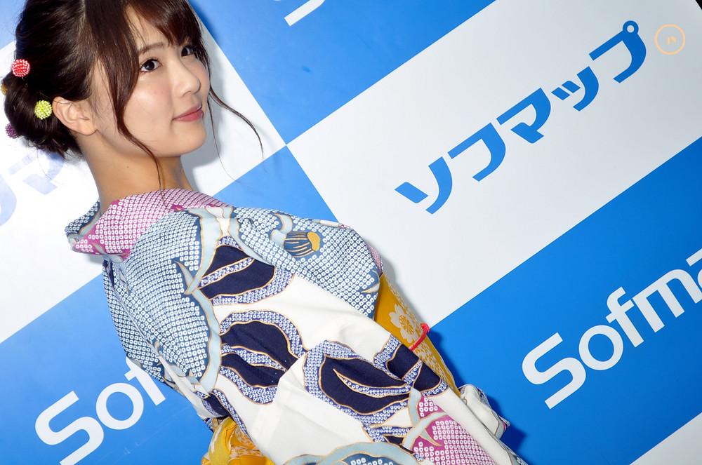 平嶋夏海DVDBD『夏肌』発売記念イベント (1)
