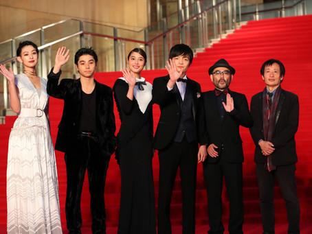 グラドルから女優への出世に欠かせない『東京国際映画祭』は10月31日より