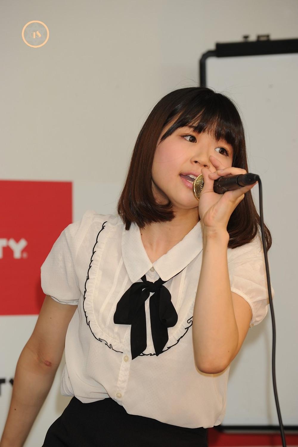 巨乳Hカップグラドル水月桃子の女教師「オーディション」 (2)