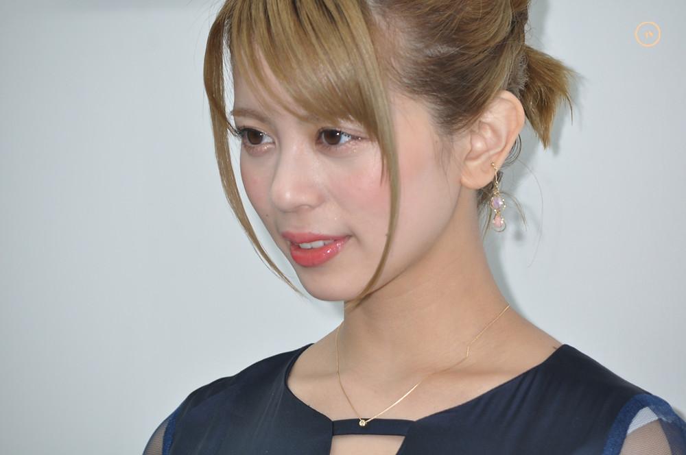 ラストアイドル吉崎綾『Pretty Little Giant/リバプール』DVD発売記念イベント (1)