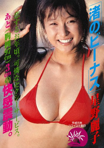 巨乳グラドルかとうれいこ(星野麗子)