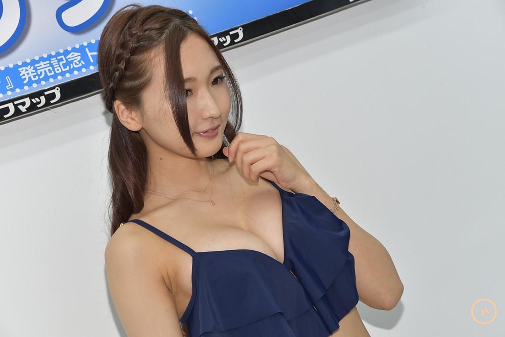 藤田あずさ『みーんなの元カノ~一人旅編~/ファンクリエイト』DVD・BD発売記念イベント
