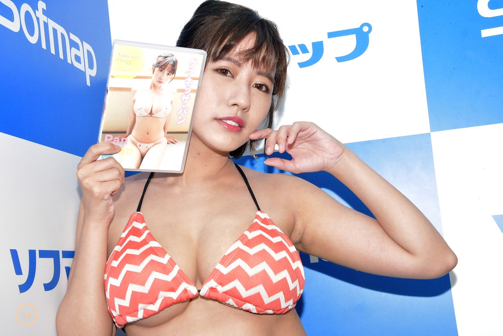 巨乳グラビアアイドル ヴァネッサ・パン (2)