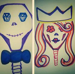 Sketch_skeleton_sugarskull