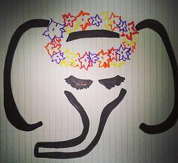 Sketch_Elephant_Flowers