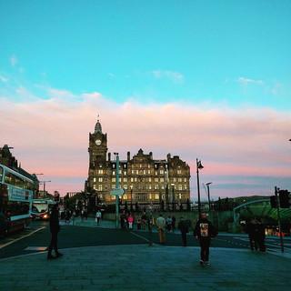 Edinburgh, 2017