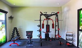 Lady Naya Villas Gym