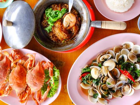 Rawai Sea Food Market