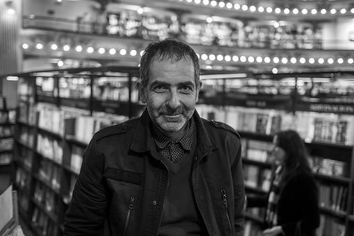 DSCF1662Leonardo Haberkorn, Librería At