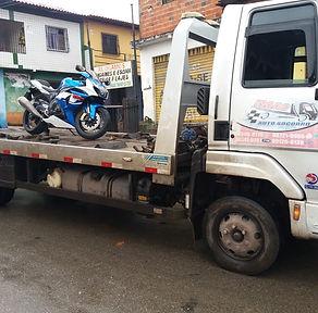 REBOQUE DE MOTOCICLETA