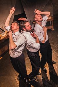 Jussi & Jussi, Teatteri Telakka, 2019