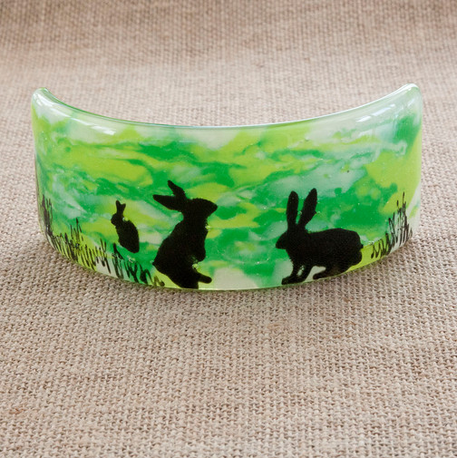 Curved Hare Picture