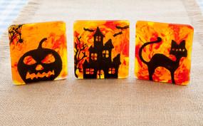 Halloween Tealight Holders