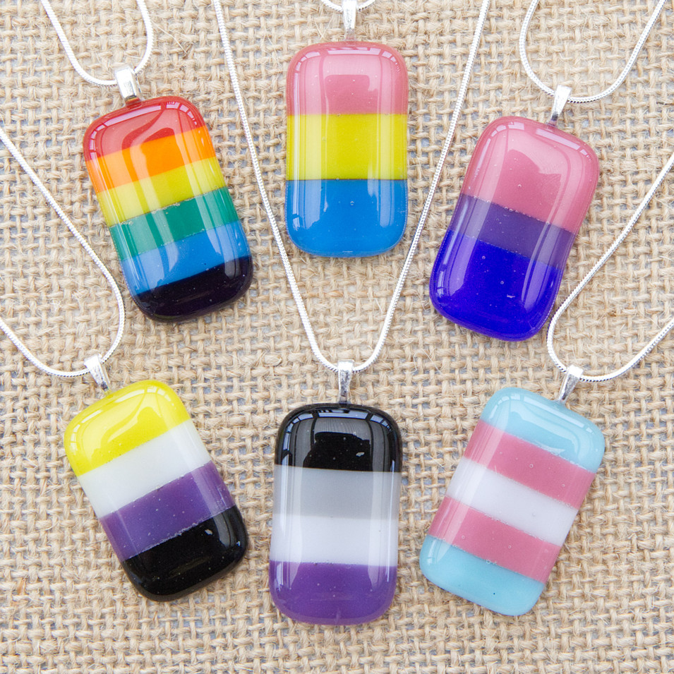 LGBTQ+ Necklaces