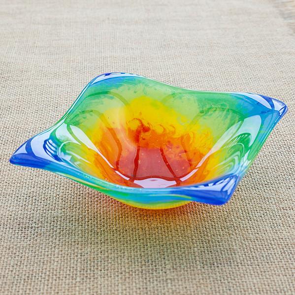 Rainbow Bowl - Circles