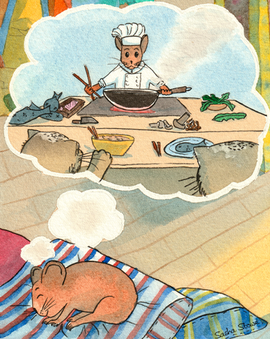 Chef - 2020, ©Sasha Stowe