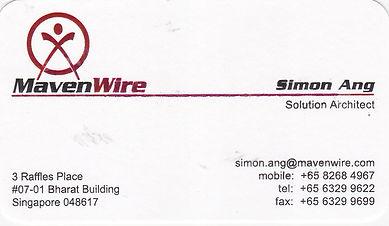 Simon Ang - MavenWire Name Card.jpg