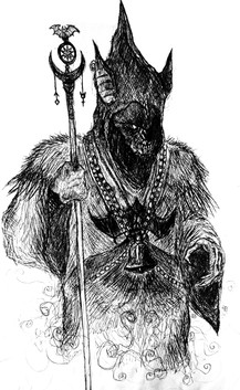 Servant Shaman