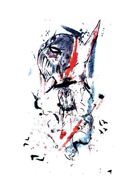 Birth of a Creature - A3 Print