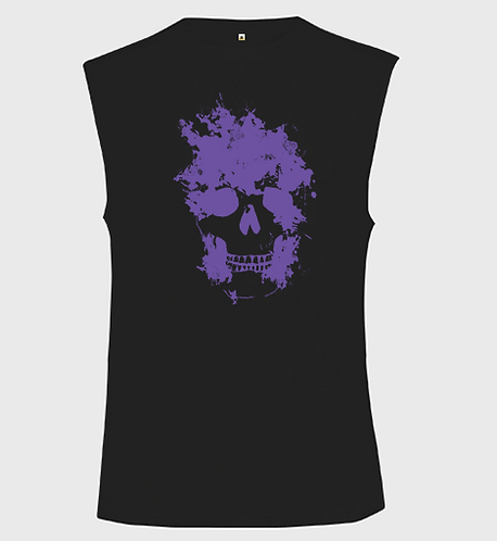 All Blown Out - Unisex Cut Off T-Shirt