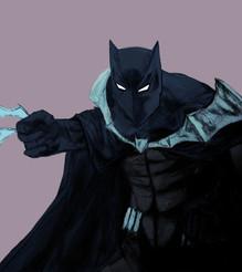 Batman of 853rd Century