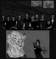 Dark Shaman Ceremony