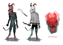 Left Handed Demon