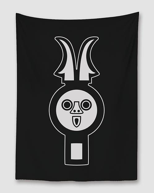 Batlike Scream From Steppes - Tapestry