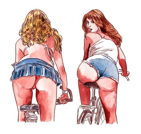 サイクリング / オリジナル