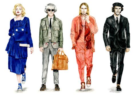 Fashion Look /  オリジナル
