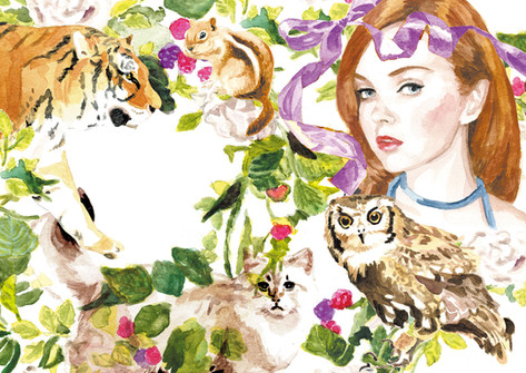Lily Cole / オリジナル