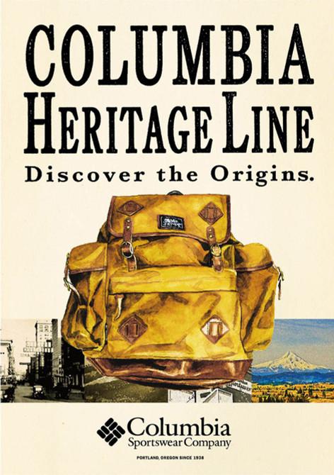 COLUMBIA HERITAGE LINE