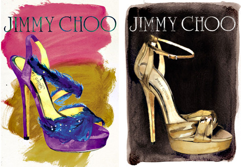 JIMMY CHOO /  オリジナル