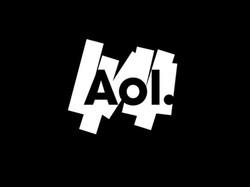 AOL-blackbackground
