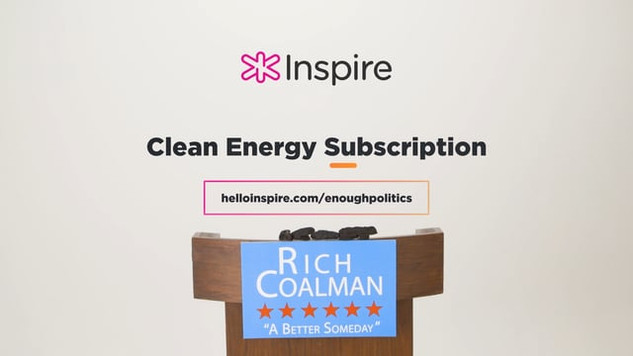 Inspire - Clean Energy Subscription