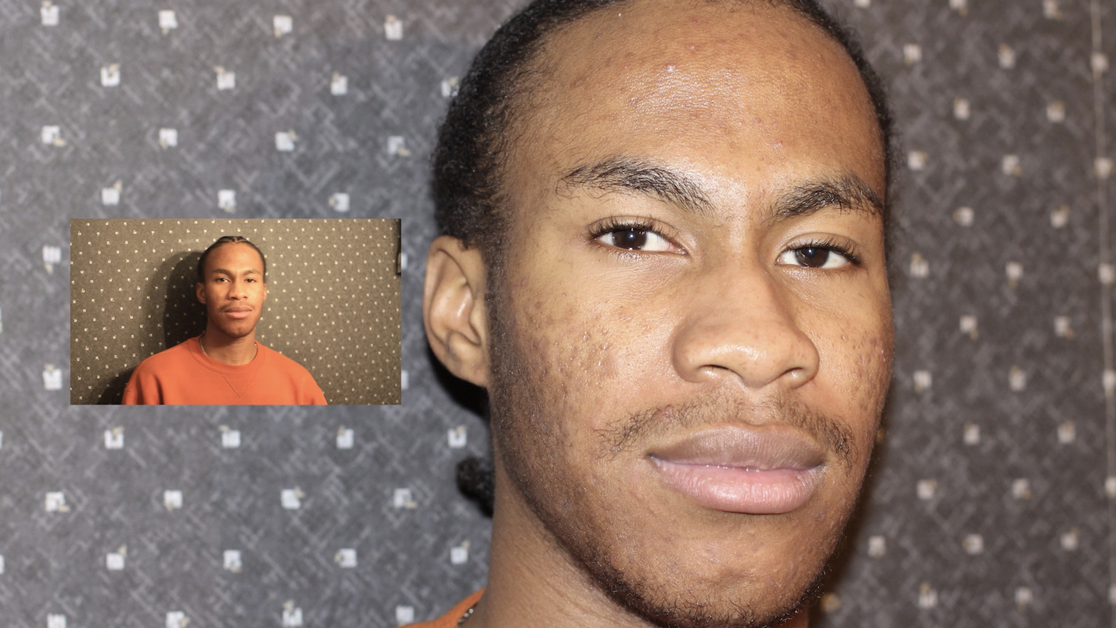 Active Portrait: Wesley