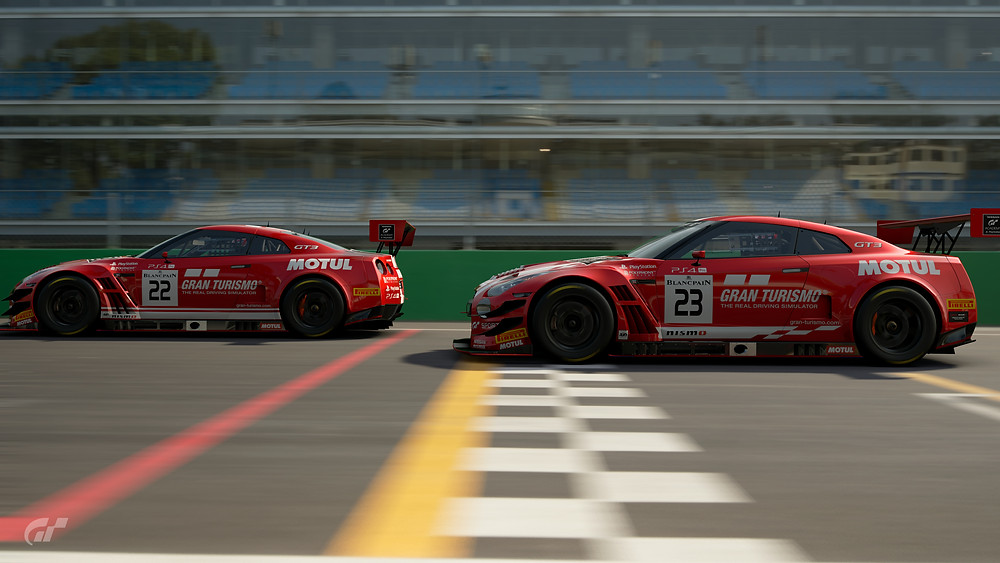 Nissan GT Sport Cup GTR Monza