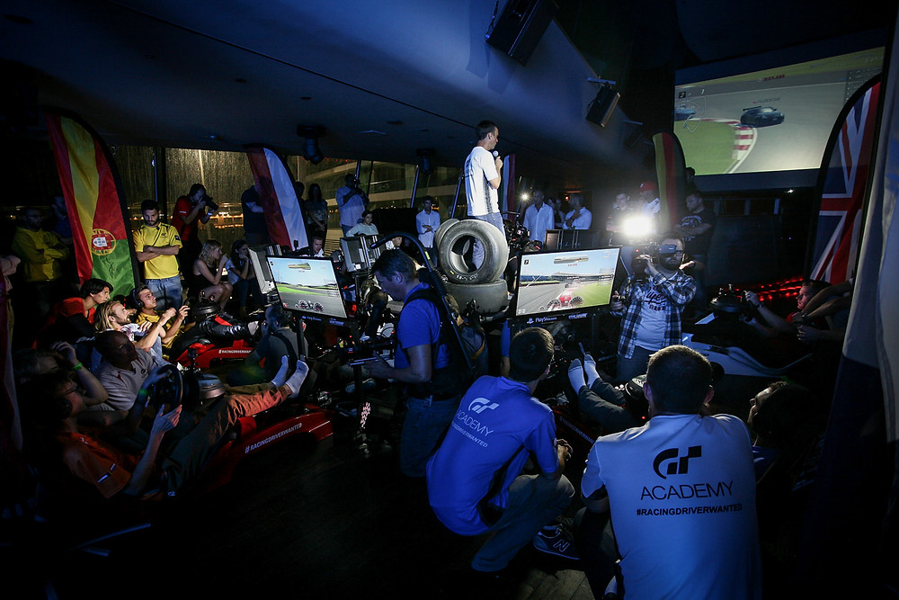 eSports Sim Racing