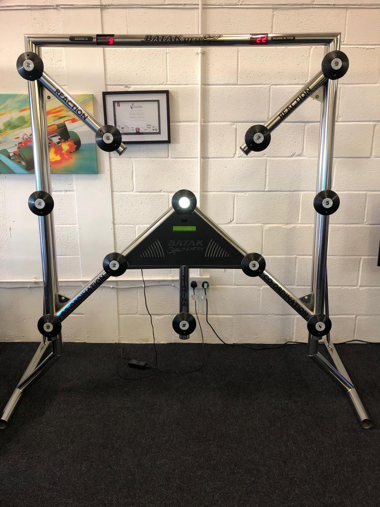 Batak Pro (Reaction Wall) You against the clock!