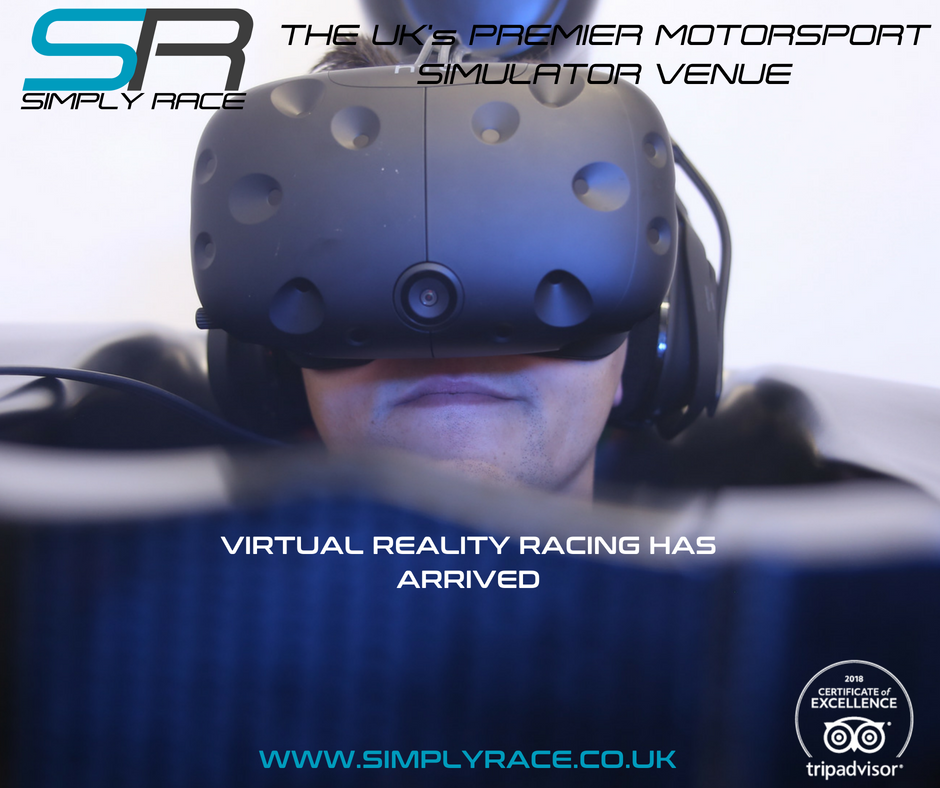 VR, Virtual Reality Racing, Sim Racing