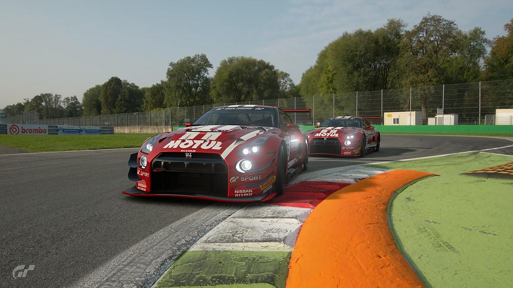 Nissan GT Sport Cup Blancpain
