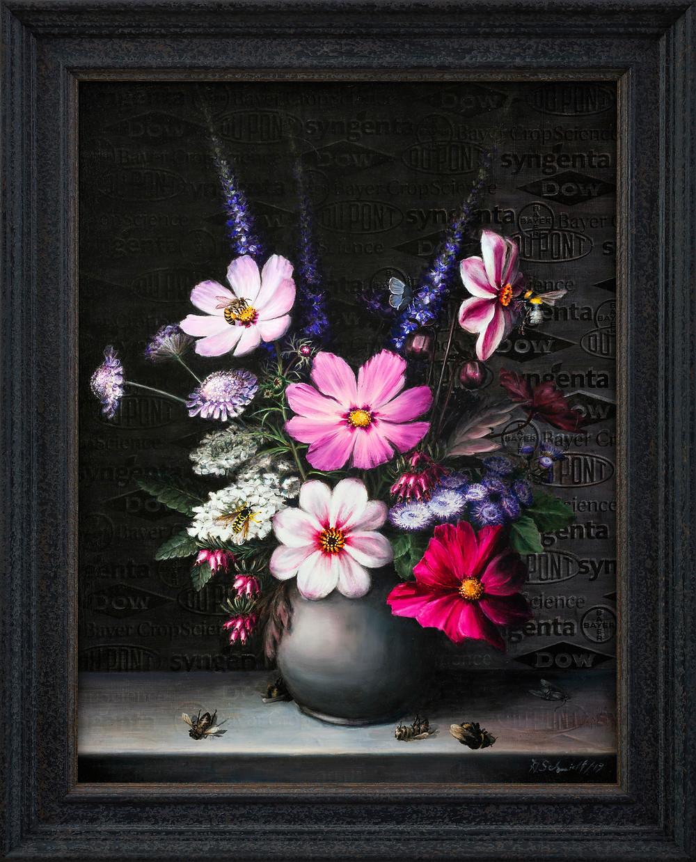 Alke Schmidt, Treacherous Flowers (2019)