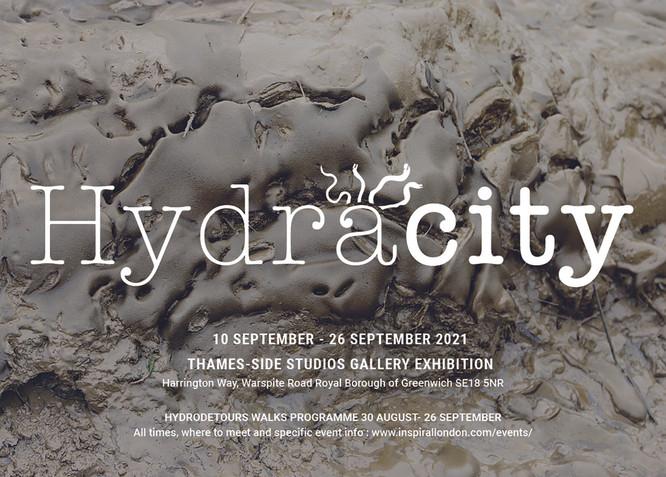 HYDRACITY Exhibition @ Thames-Side Studios Gallery