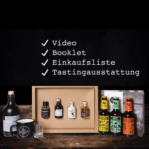 HEIMAT Home-Tasting Set (1 Person)