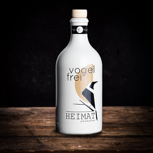 HEIMAT VOGELFREI alkoholfrei 0,5 Liter